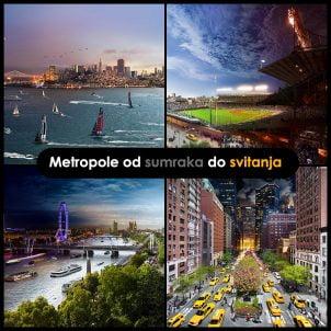 Metropole od sumraka do svitanja