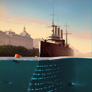 Separate reality graphics by Alex Andreyev