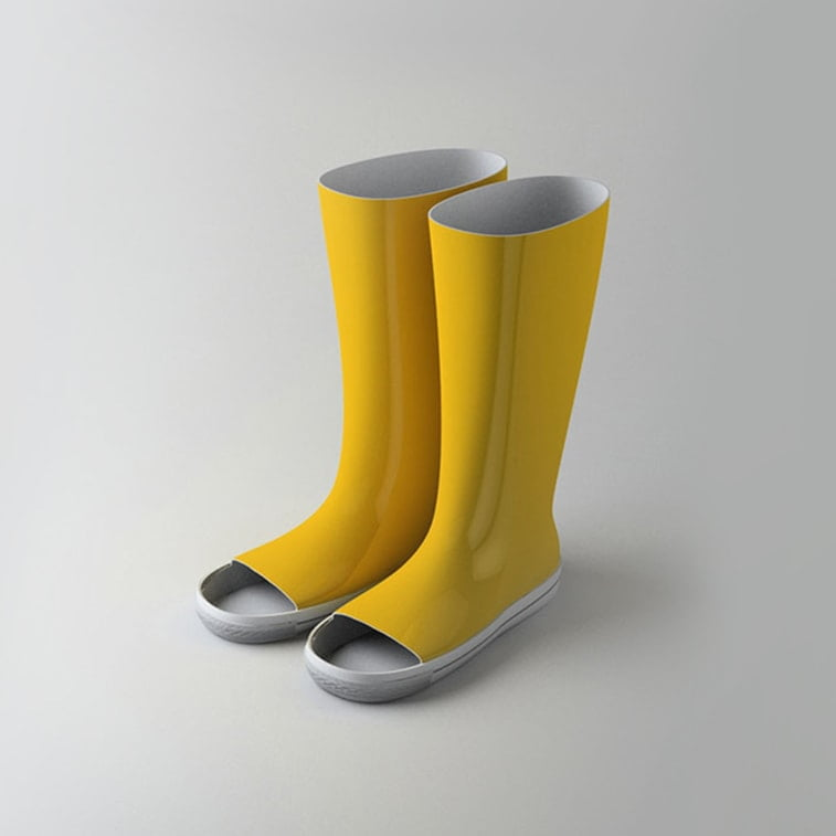Useless product design by Katerina Kamprani