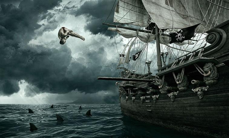 andre soza hbo pirati
