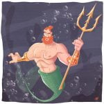 character illustration king of the sea dave bardin 1