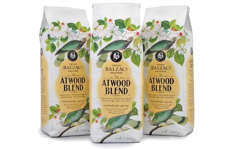 Dizajn ambalaže za kafu: 20 inspirativnih primera – Atwood blend