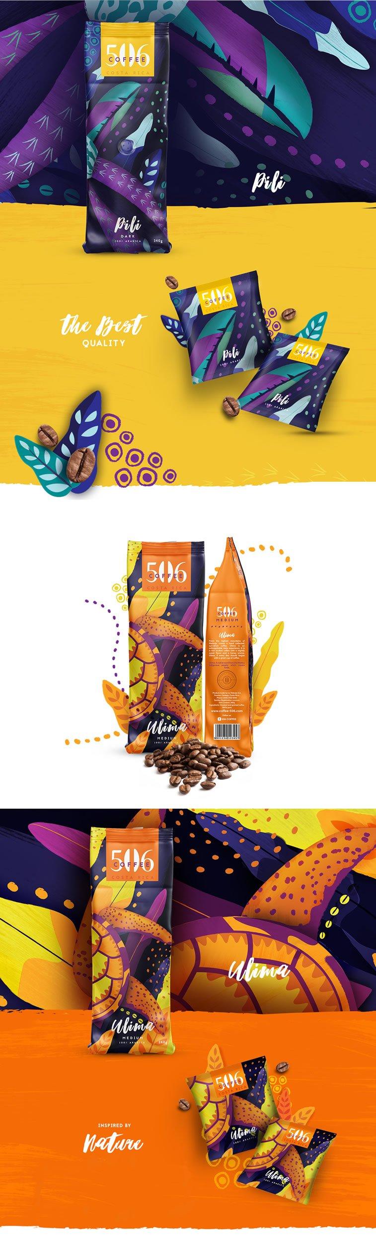 Dizajn ambalaže za kafu: 20 inspirativnih primera – Coffee 506