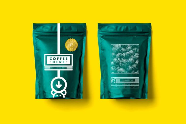 Dizajn ambalaže za kafu: 20 inspirativnih primera – Coffee here