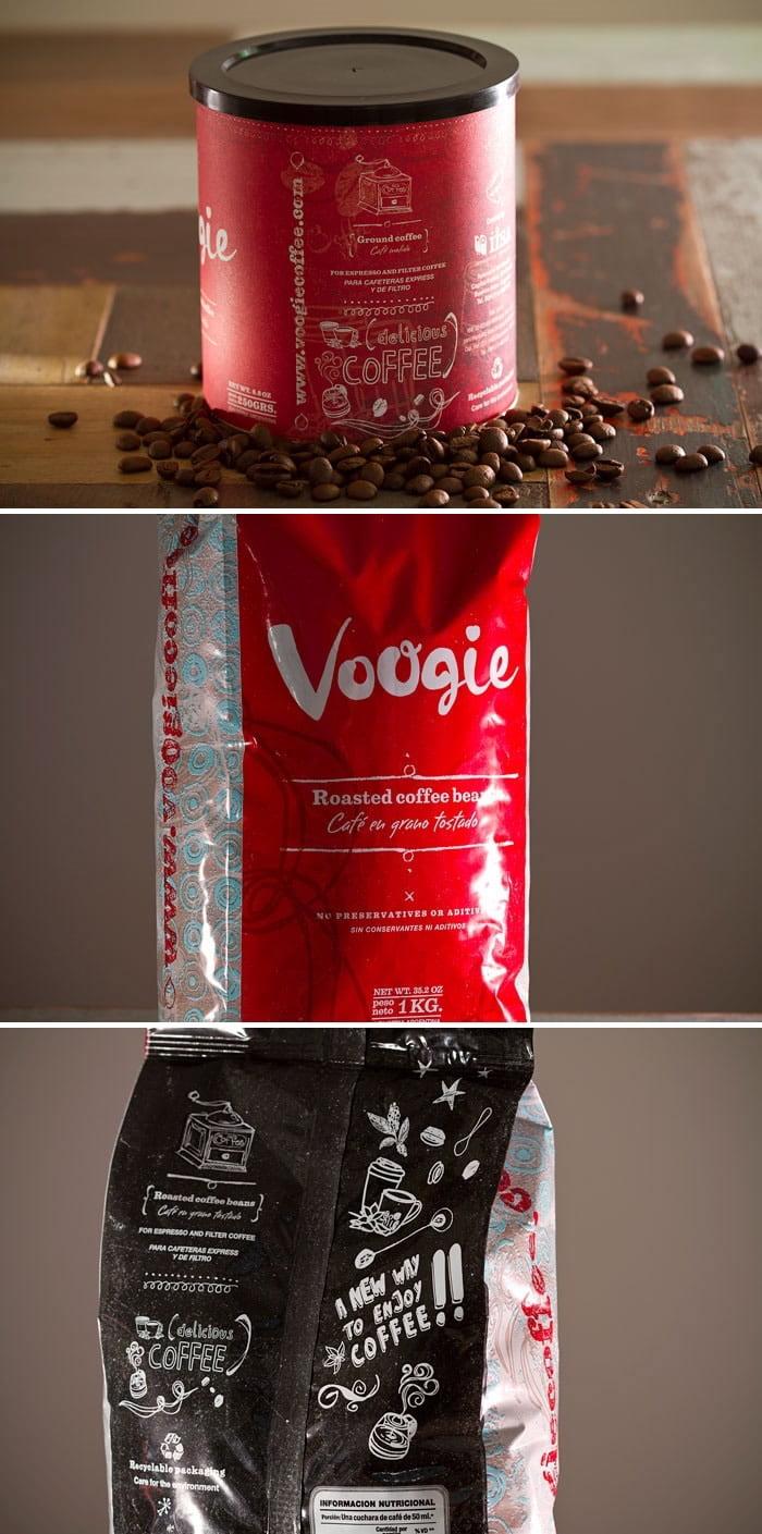 Dizajn ambalaže za kafu: 20 inspirativnih primera – Dam Visso Voogie
