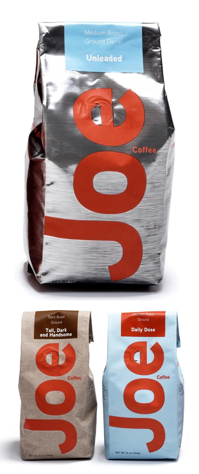 Dizajn ambalaže za kafu: 20 inspirativnih primera – Joe