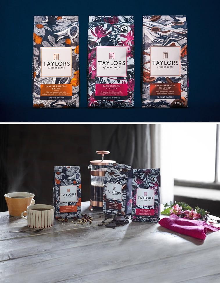Dizajn ambalaže za kafu: 20 inspirativnih primera – Tudors