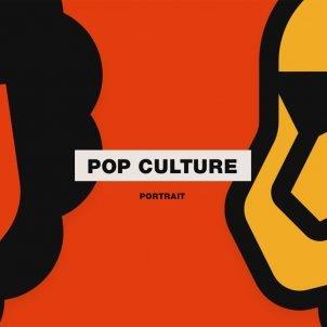 Pop Culture Portrait by Wojciech Zasina