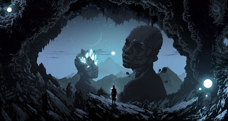 sci-fi illustration victorien aubineau 1