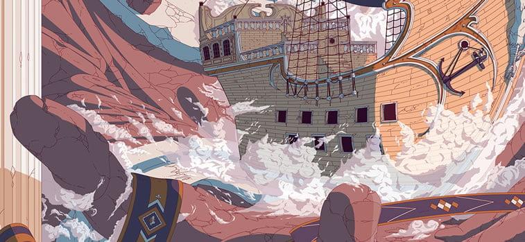 sci-fi illustration victorien aubineau realities 3