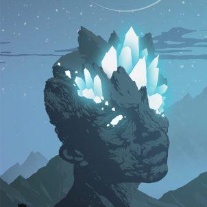 Sci-fi illustration by Victorien Aubineau