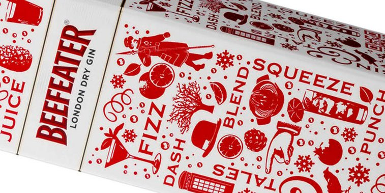 Beefeater packaging design 1