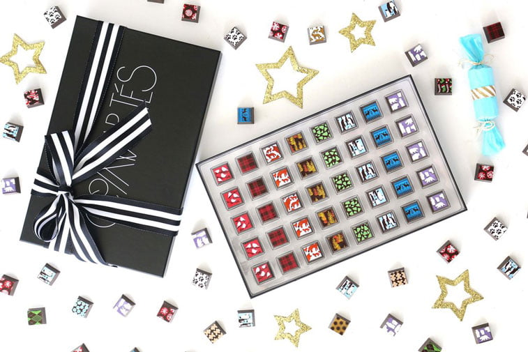 Compartes Christmas package 2
