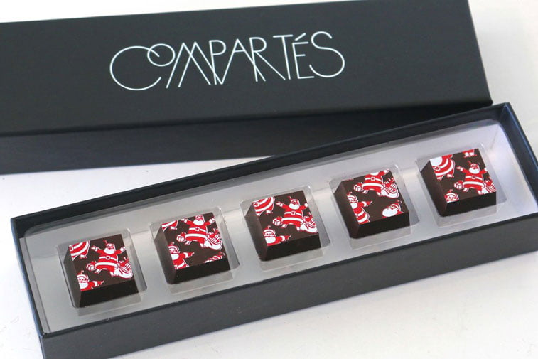 Compartes Christmas package 1