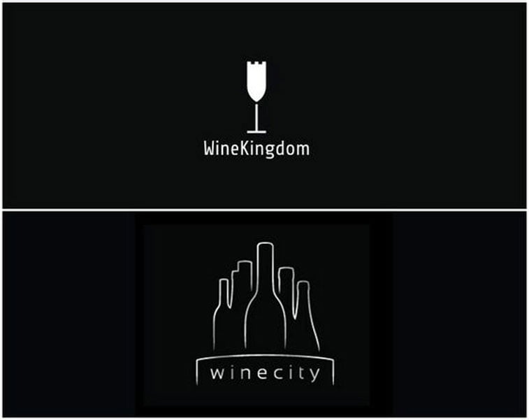 logo design winery