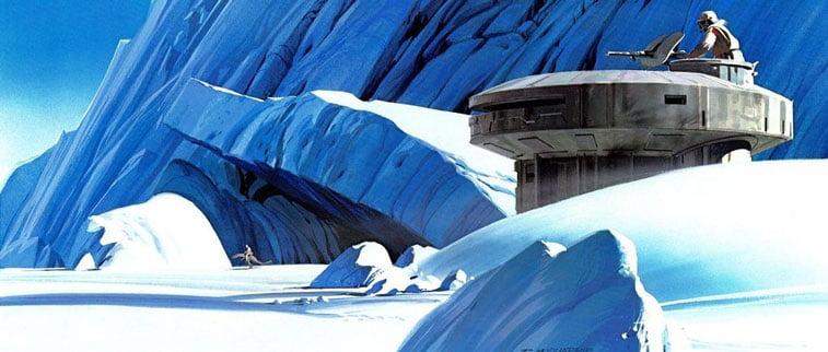 Star Wars originalne ilustracije Ralph McQuarrie 16