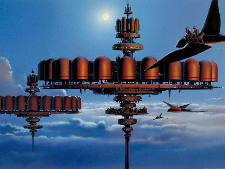 Star Wars originalne ilustracije Ralph McQuarrie 11