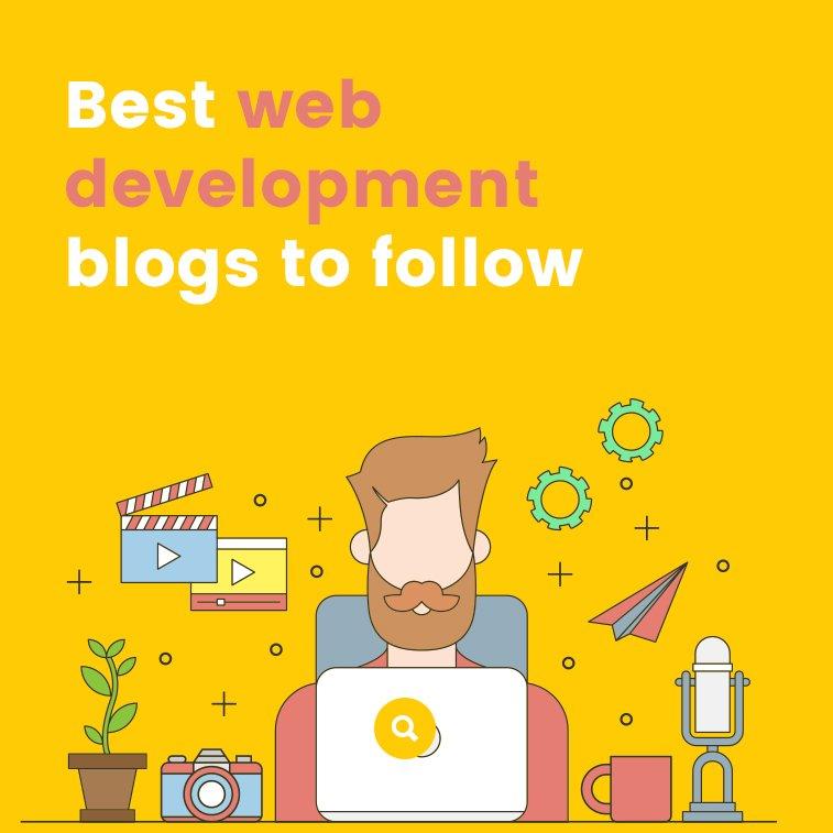 Best web development blogs to follow