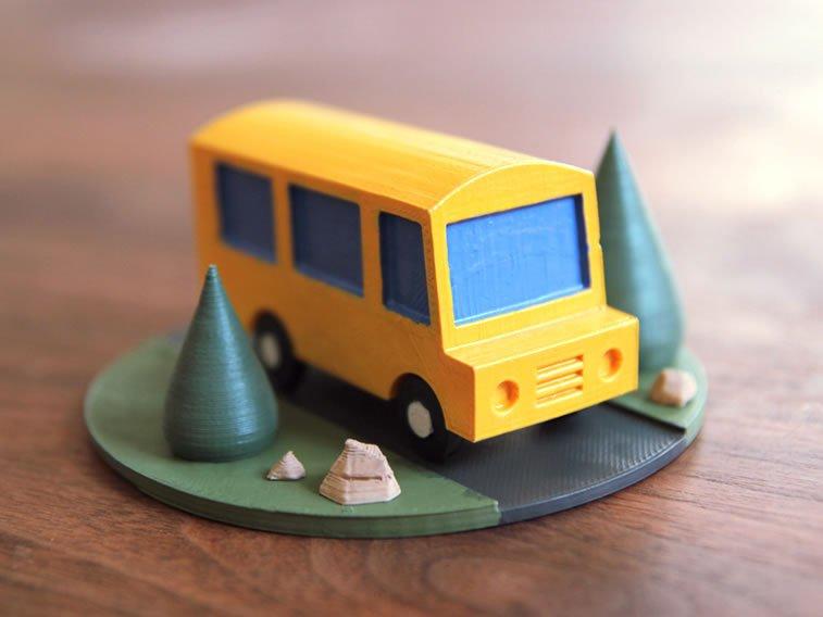 bus guilleaume 3d illustration 6