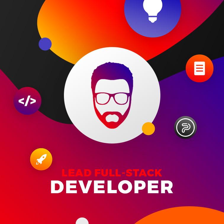 Lead full-stack developer