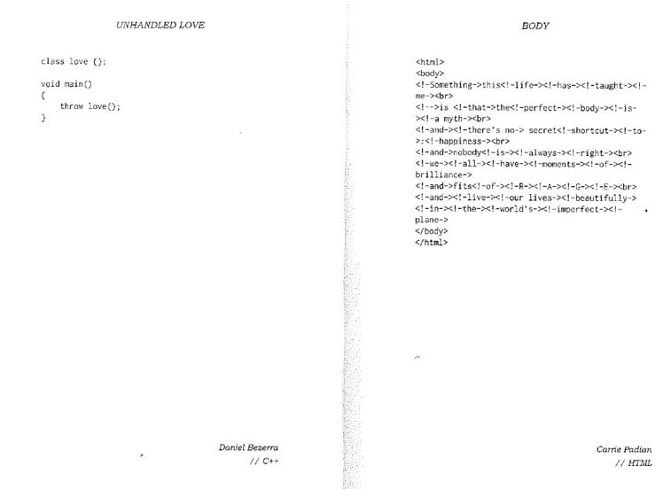 Code poems page scan 1