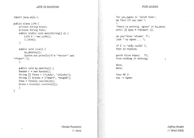 code poems page scan 4