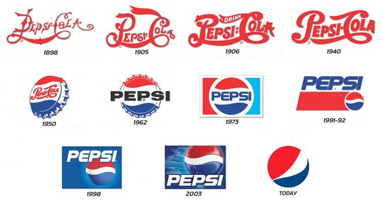 Pepsi logo redizajn rebrand