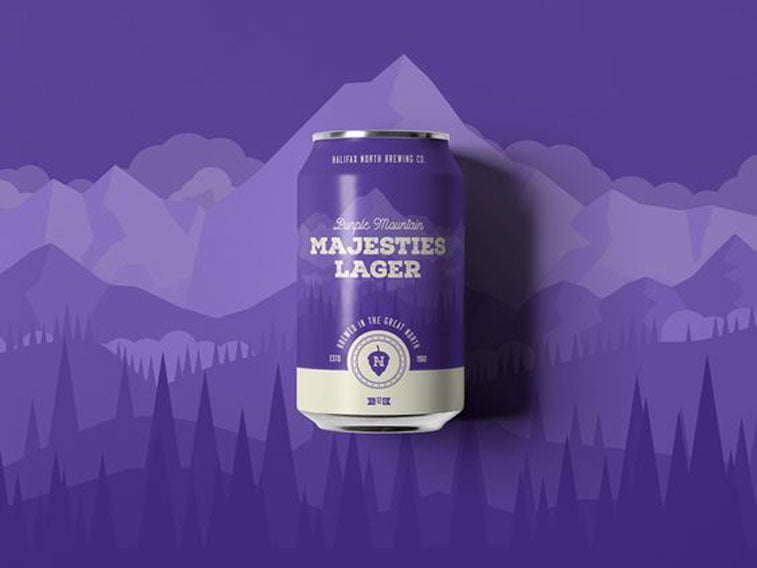 Purple Mountain Majesties by Jay Master Blog du web design