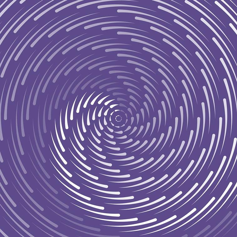 Vektori bejance ultra violet