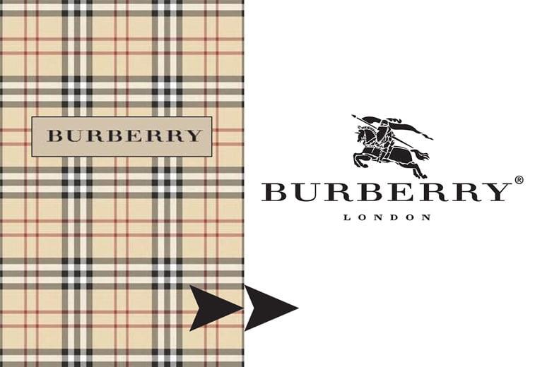 Burberry rebrand Frawleyneville