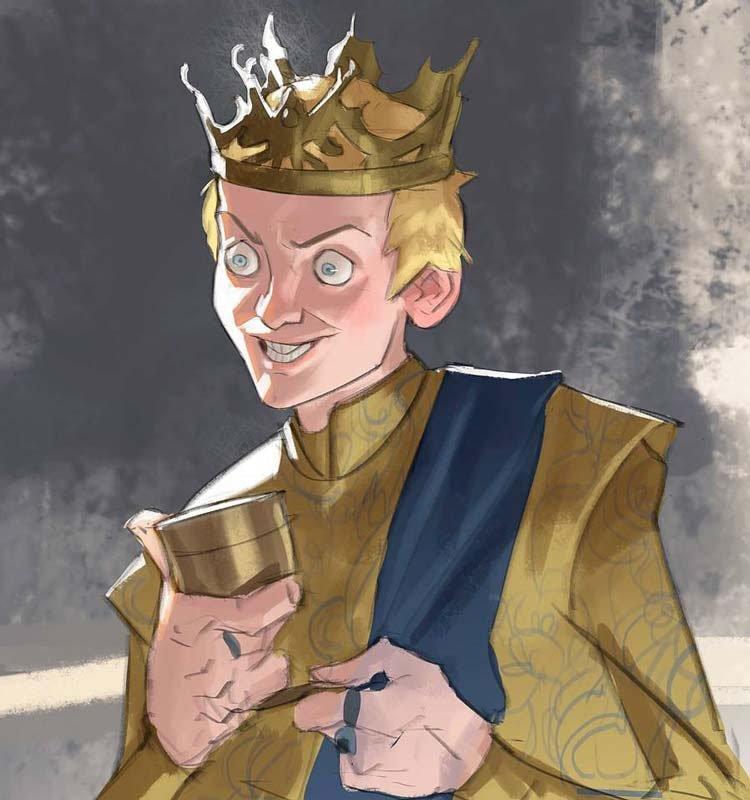 joffrey baratheon by ramon nunez