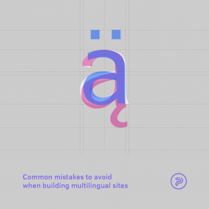 Common mistakes to avoid when building multilingual sites