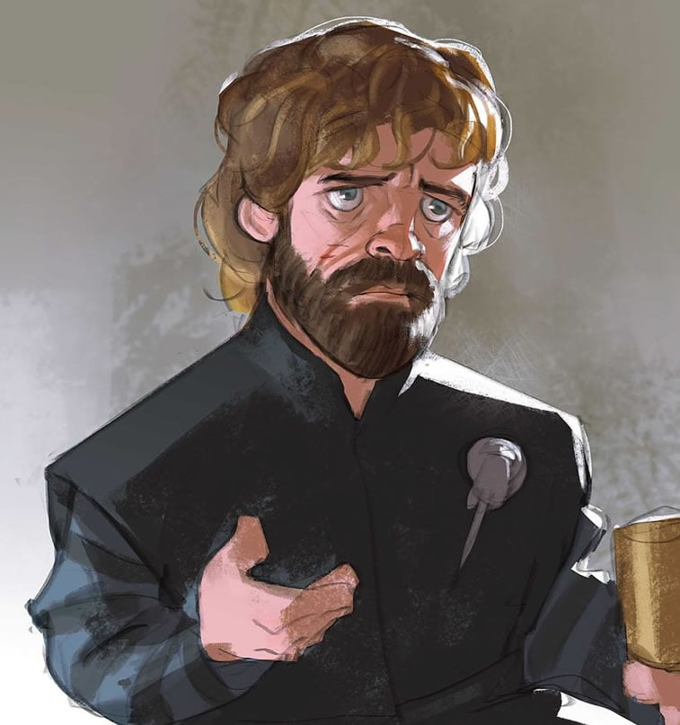 tyrion lannister by ramon nunez