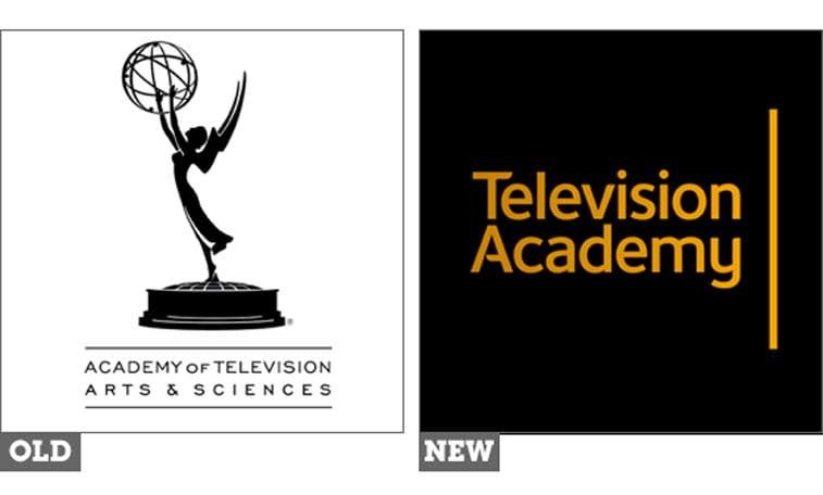 Television Academy logo redizajn rebrendiranje