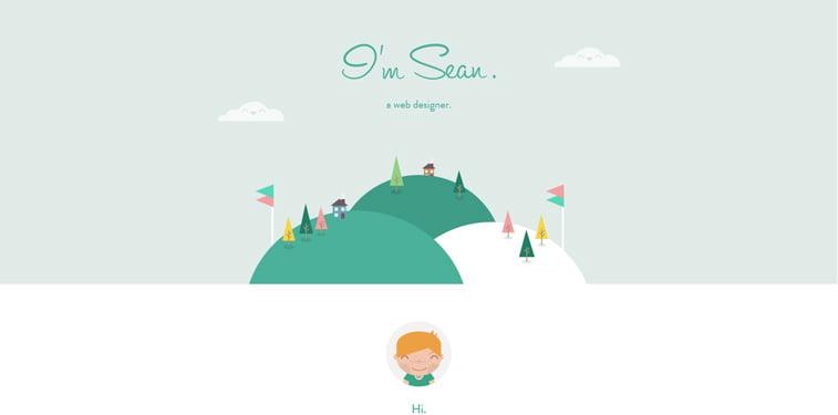 14 Sean Halpin portfolio vebsajt