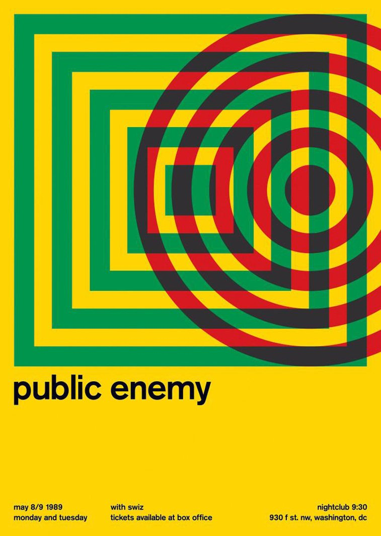 1public enemy nightclub 1989