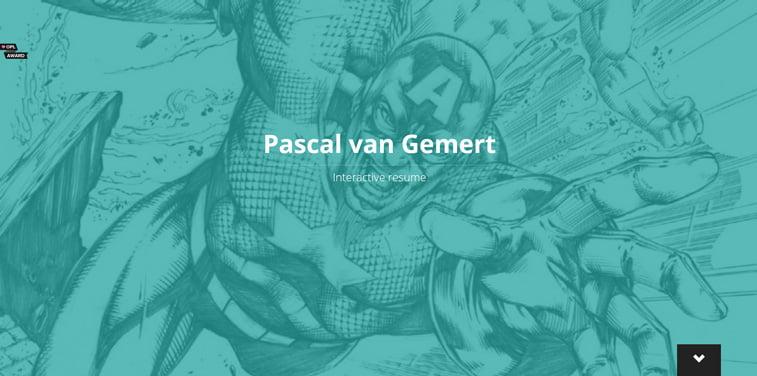 3 Pascal van Gemert portfolio vebsajt