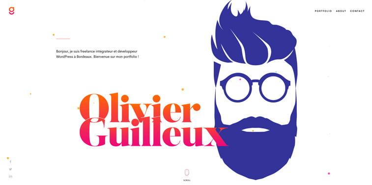 8 Olivier guilleux portfolio vebsajt