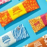 Bold colored packaging design examples 757
