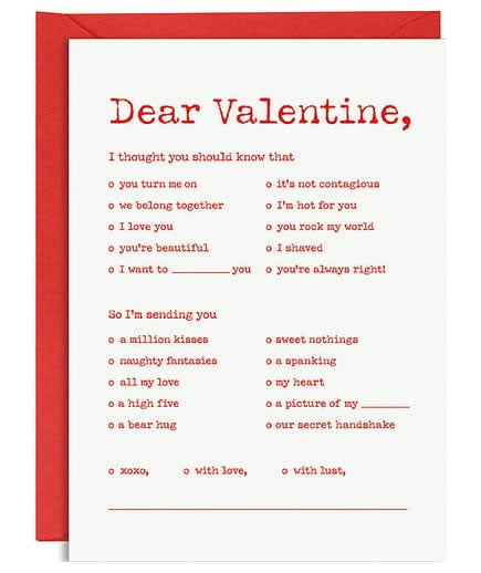 Creative Valentine's Day card ideas 20