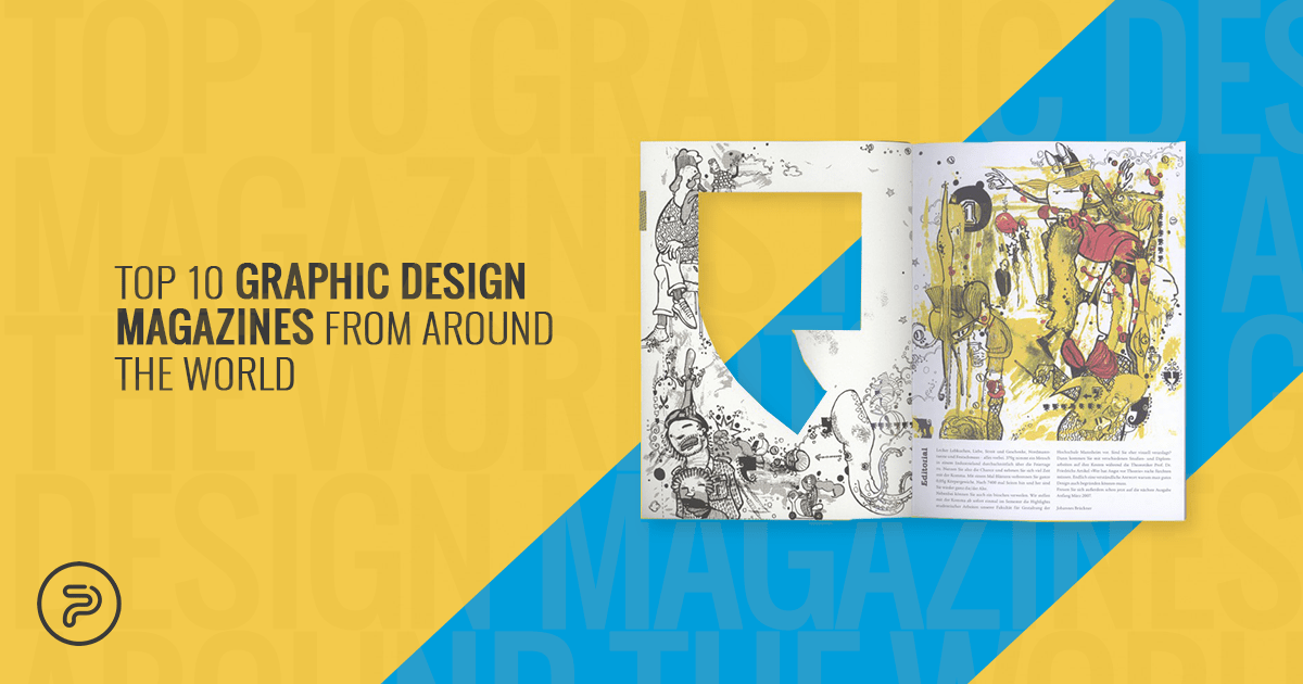 web design magazine top 10 graphic design magazines from around the world 10312