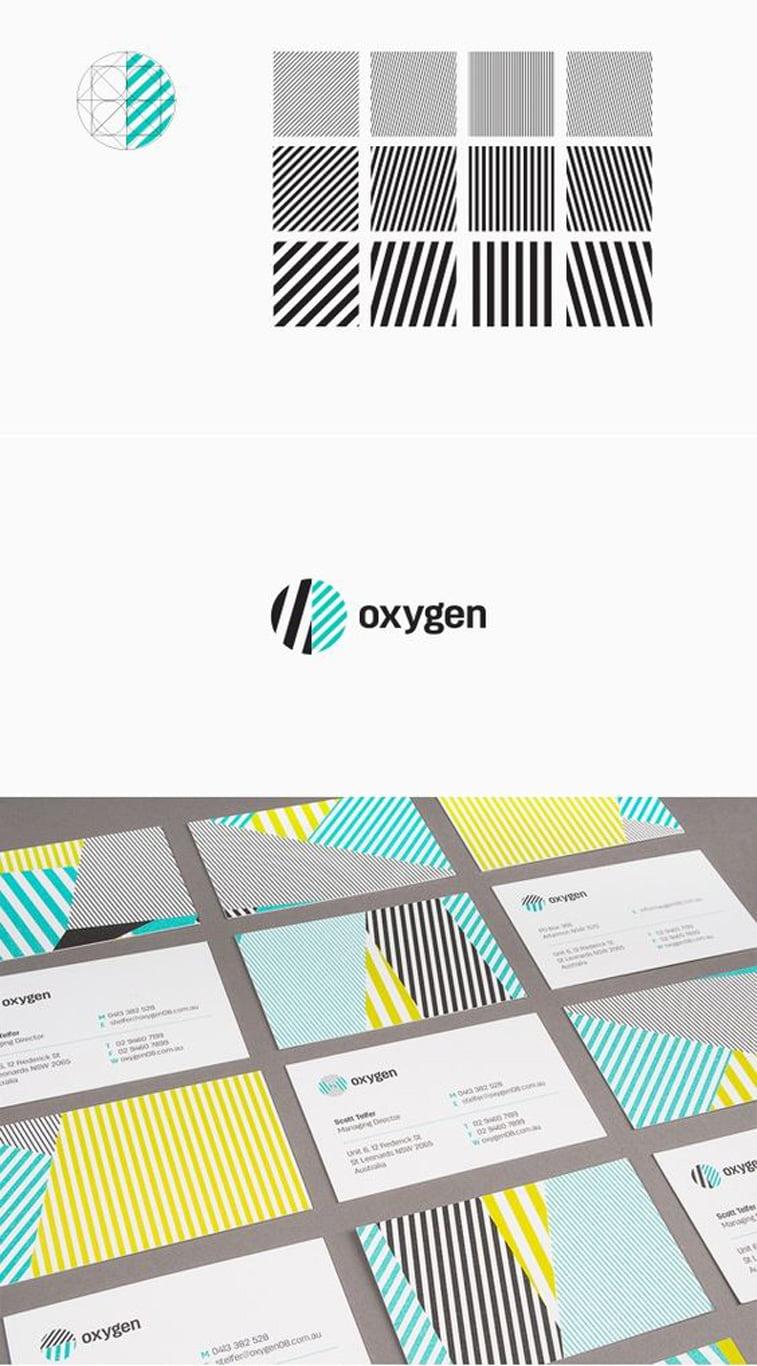 Oxigen brand identity 1