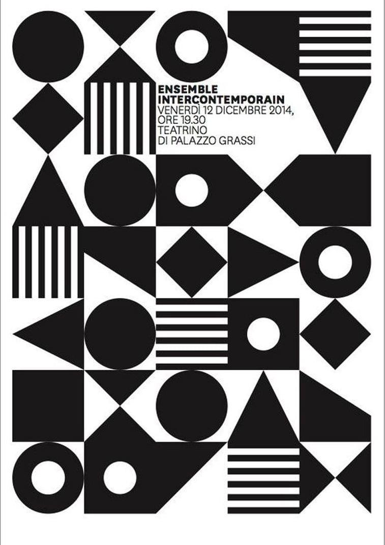 Poster geometry event Pinterest