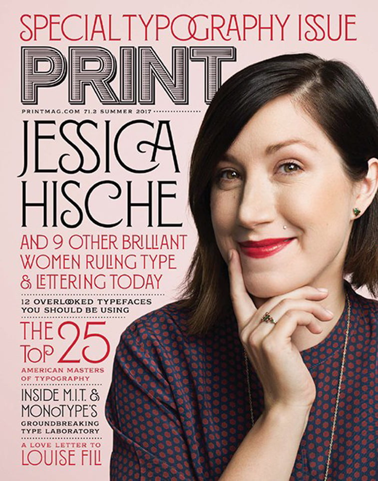 Print magazine, special issue