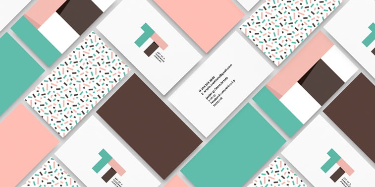 TT corporate identity / Source: Behance