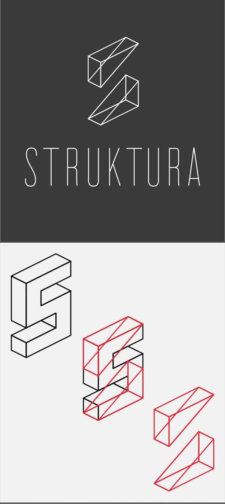 Structura identity pinterest