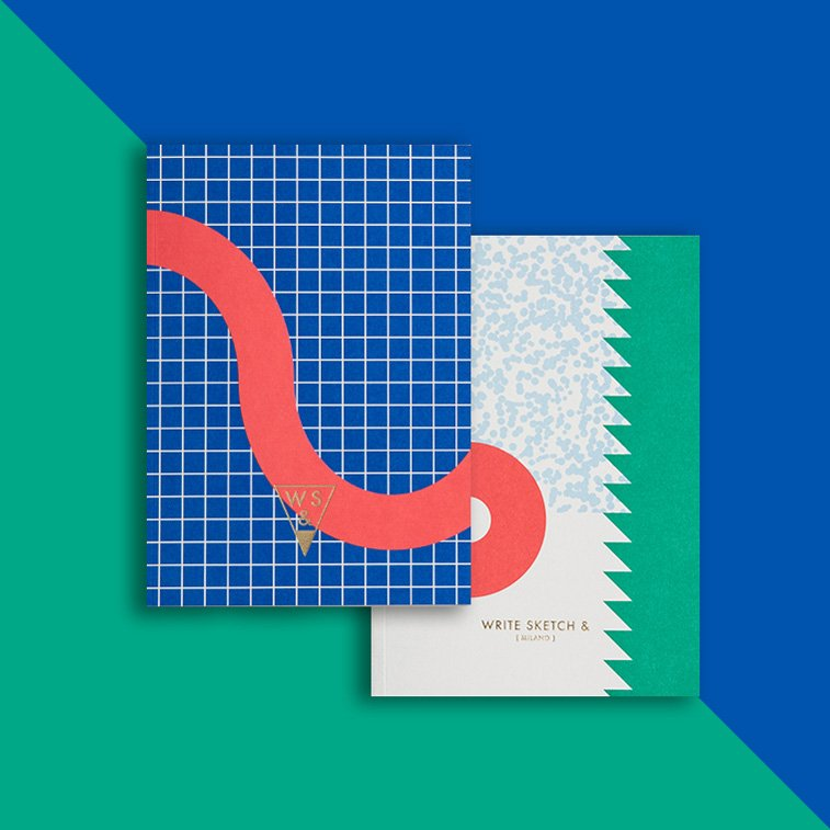 Write & Catch collection Behance-4