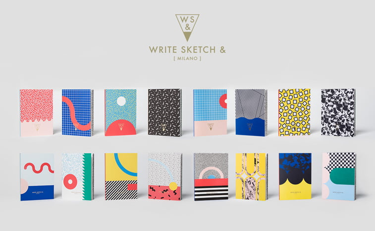 Write Sketch & collection Behance