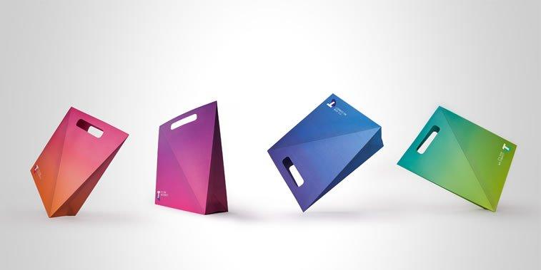 bold packaging design telstra