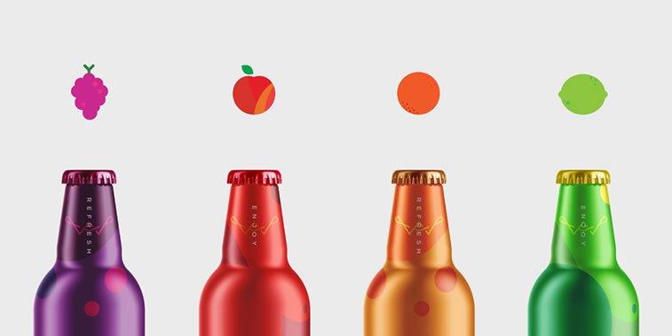 bold packaging design voyage